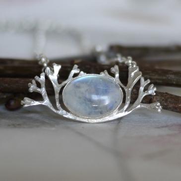 Moonstone_silver_handmade_Glastonbury_Avalon_fairy_forest